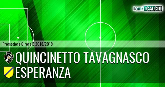 Quincinetto Tavagnasco - Esperanza