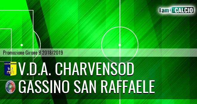V.D.A. Charvensod - Gassino San Raffaele