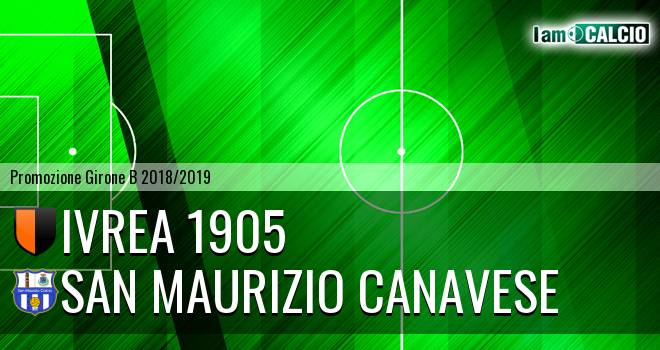 Ivrea 1905 - San Maurizio Canavese