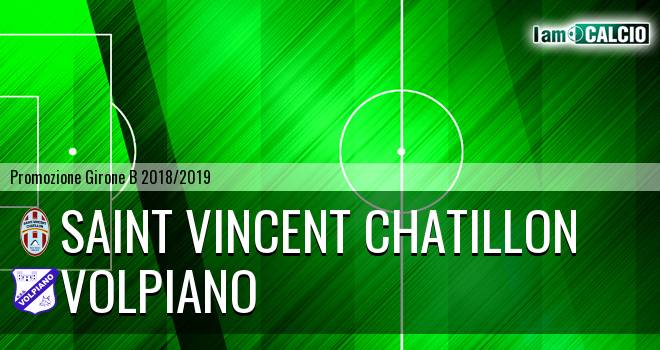 Saint Vincent Chatillon - Volpiano