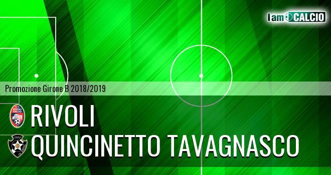 Rivoli - Quincinetto Tavagnasco