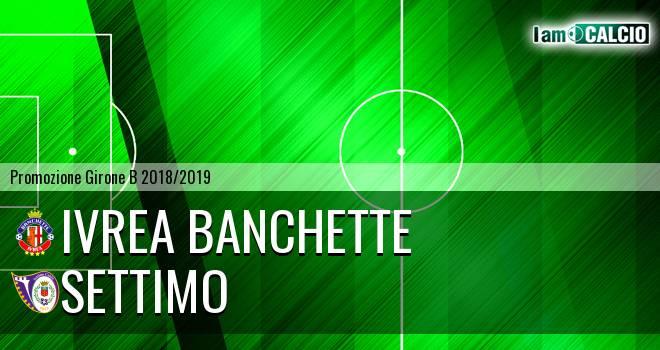Ivrea Banchette - Settimo