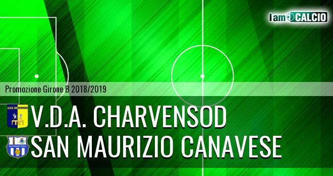 V.D.A. Charvensod - San Maurizio Canavese
