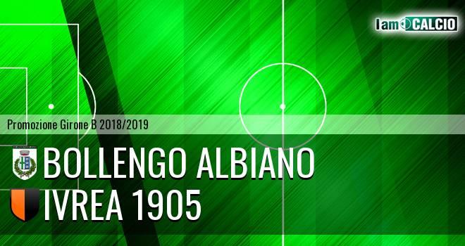 Bollengo Albiano - Ivrea 1905