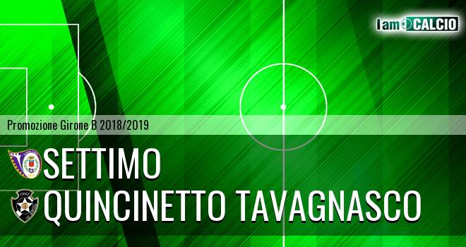Settimo - Quincinetto Tavagnasco