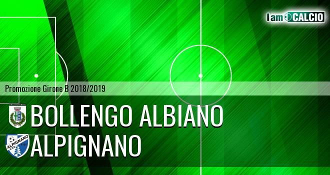 Bollengo Albiano - Alpignano