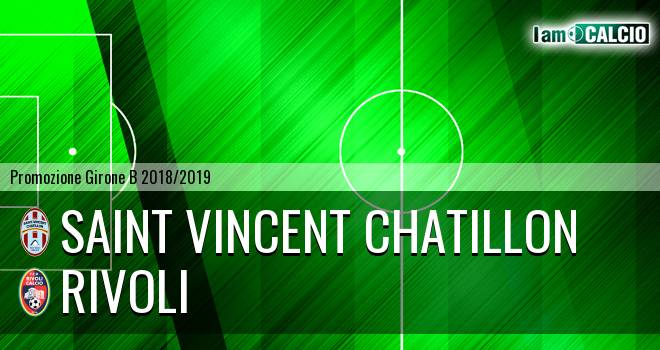 Saint Vincent Chatillon - Rivoli