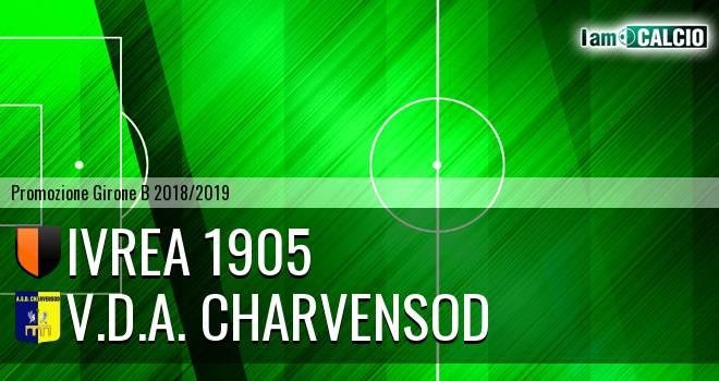 Ivrea 1905 - V.D.A. Charvensod