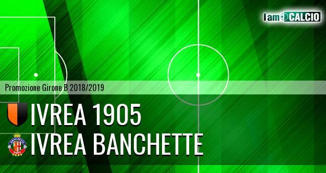 Ivrea 1905 - Ivrea Banchette