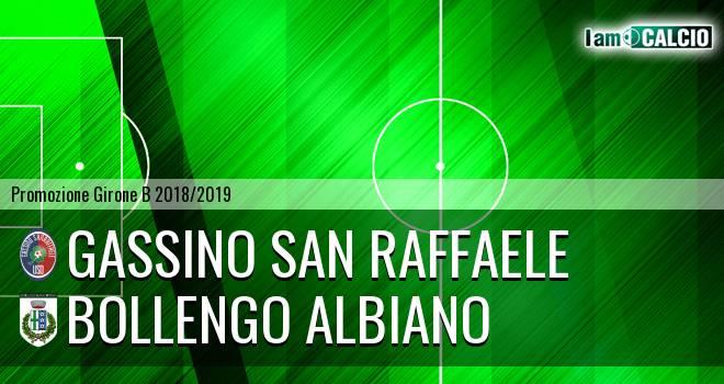 Gassino San Raffaele - Bollengo Albiano