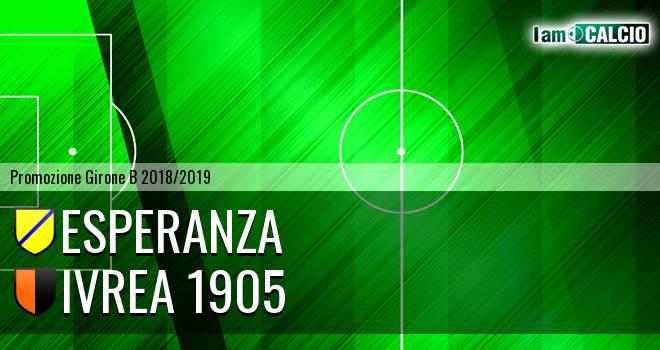 Esperanza - Ivrea 1905