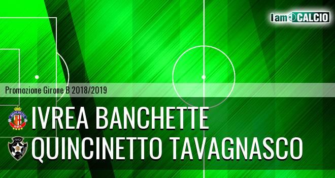 Ivrea Banchette - Quincinetto Tavagnasco