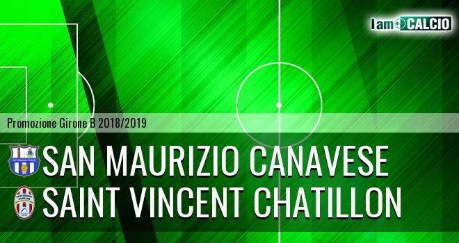 San Maurizio Canavese - Saint Vincent Chatillon