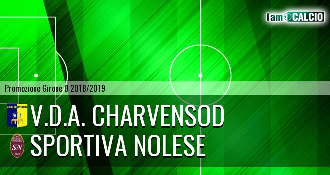 V.D.A. Charvensod - Sportiva Nolese