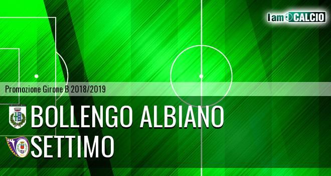 Bollengo Albiano - Settimo