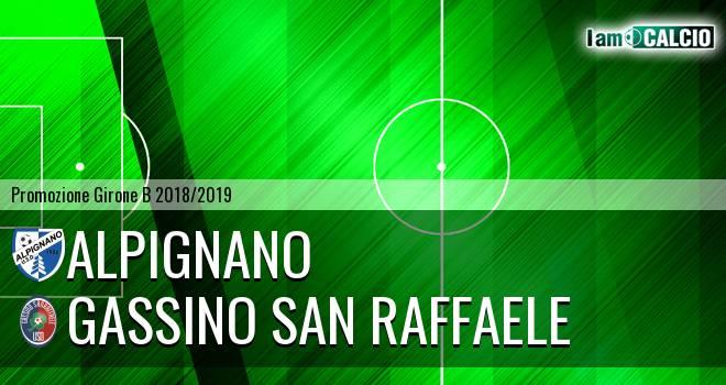 Alpignano - Gassino San Raffaele