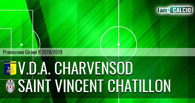 V.D.A. Charvensod - Saint Vincent Chatillon