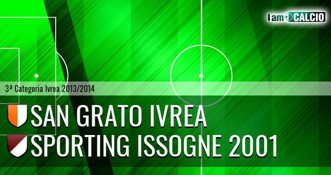 San Grato Ivrea - Sporting Issogne 2001