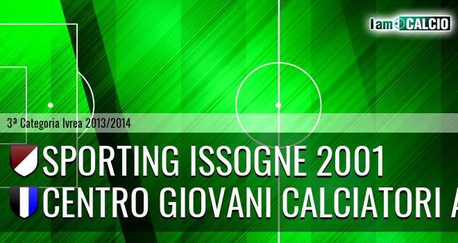 Sporting Issogne 2001 - Centro Giovani Calciatori Aosta