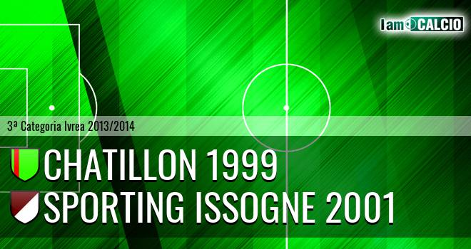 Chatillon 1999 - Sporting Issogne 2001