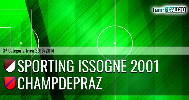 Sporting Issogne 2001 - Champdepraz