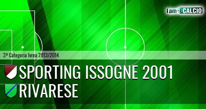 Sporting Issogne 2001 - Rivarese