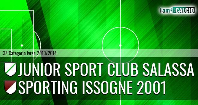Junior Sport Club Salassa - Sporting Issogne 2001