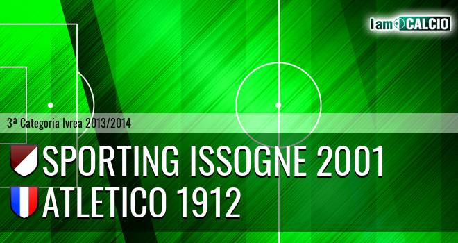 Sporting Issogne 2001 - Atletico 1912