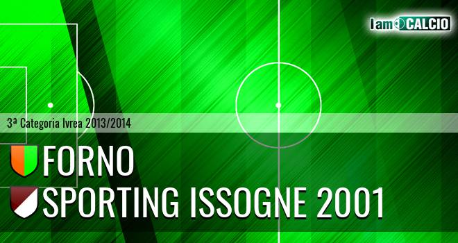 Forno - Sporting Issogne 2001