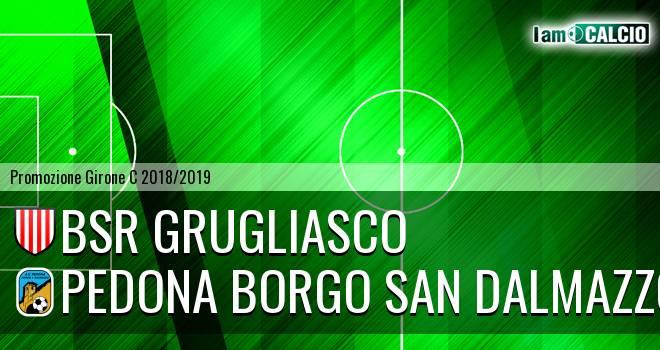 Bsr Grugliasco - Pedona Borgo San Dalmazzo