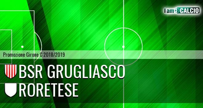 Bsr Grugliasco - Roretese