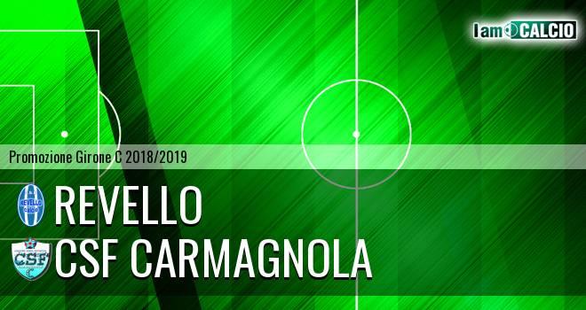 Revello - Csf Carmagnola