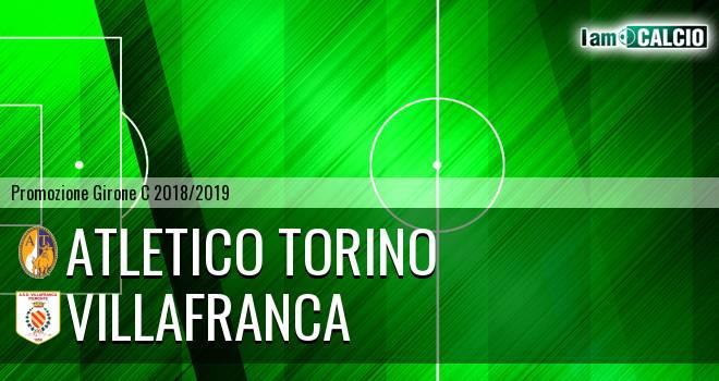 Atletico Torino - Villafranca