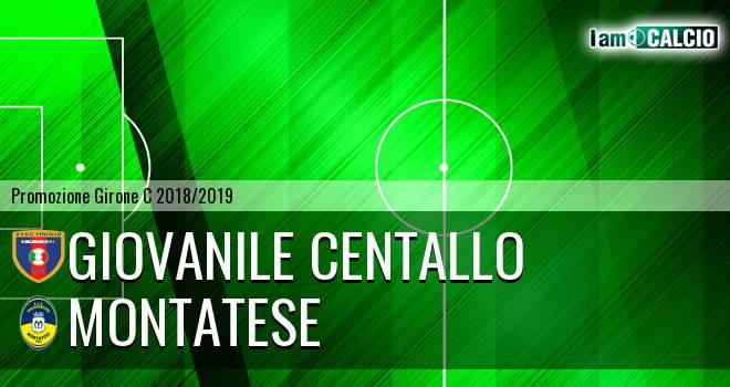 Giovanile Centallo - Montatese