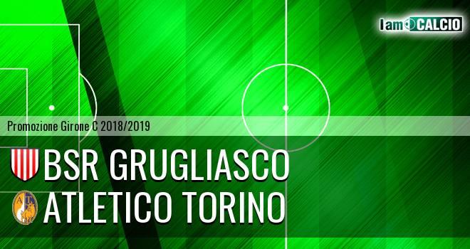 Bsr Grugliasco - Atletico Torino