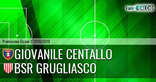 Giovanile Centallo - Bsr Grugliasco