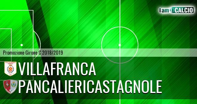 Villafranca - PancalieriCastagnole