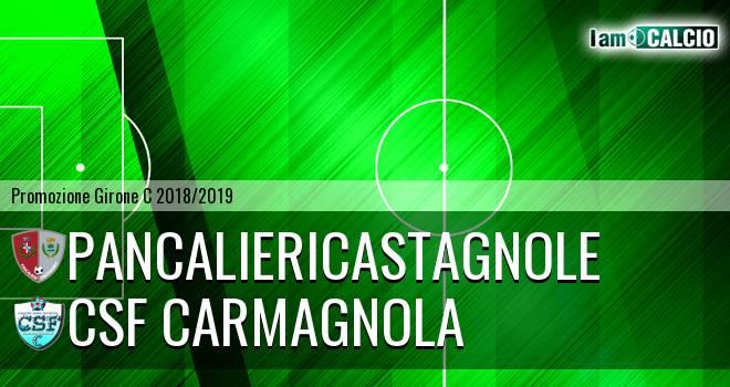 PancalieriCastagnole - Csf Carmagnola