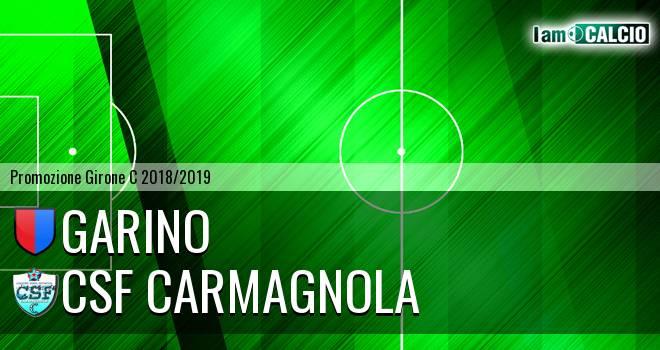 Garino - Csf Carmagnola