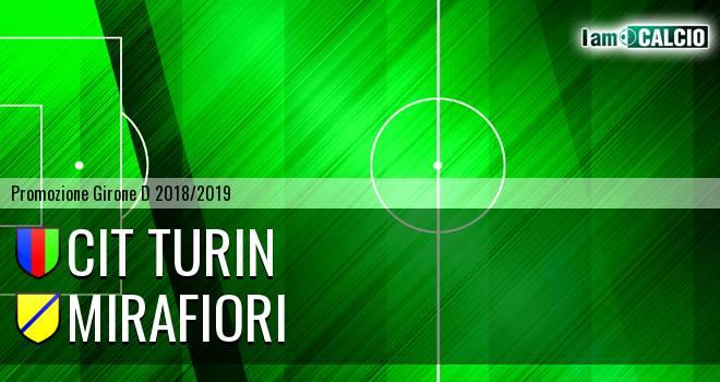 Cit Turin - Mirafiori