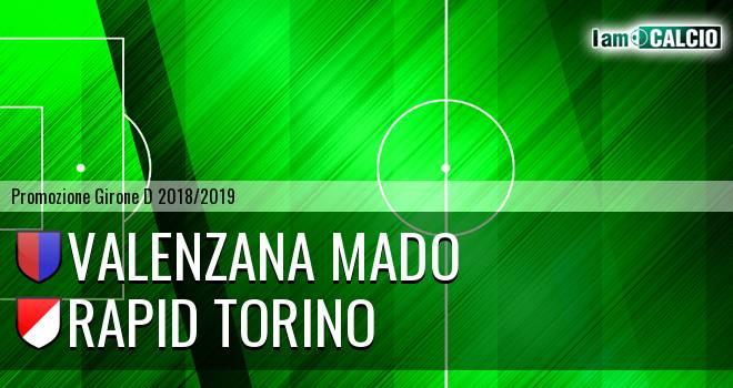 Valenzana Mado - Rapid Torino