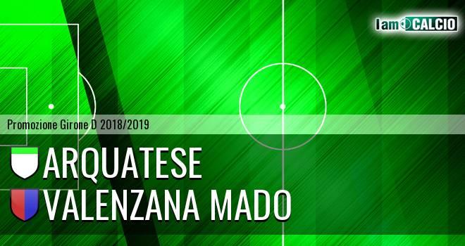 Arquatese - Valenzana Mado