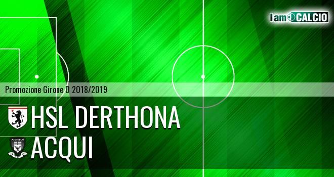 HSL Derthona - Acqui