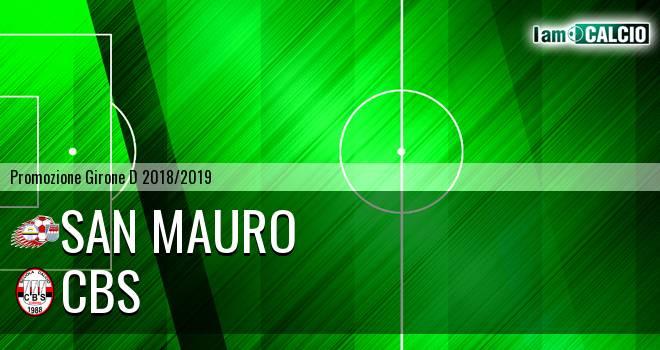 San Mauro - Cbs