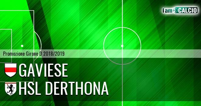 Gaviese - HSL Derthona