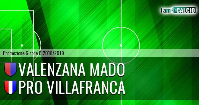 Valenzana Mado - Pro Villafranca