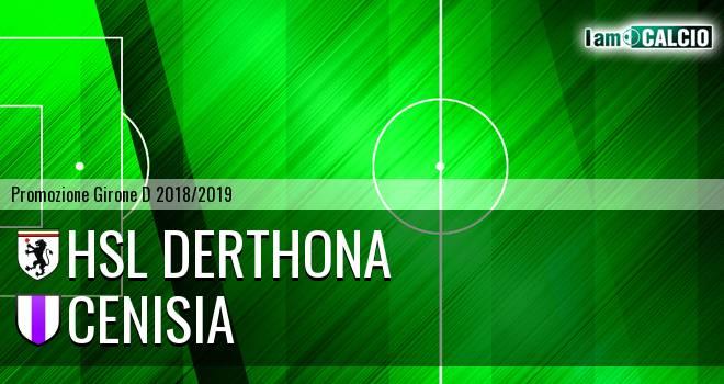 HSL Derthona - Cenisia