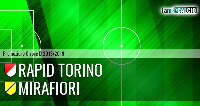 Rapid Torino - Mirafiori