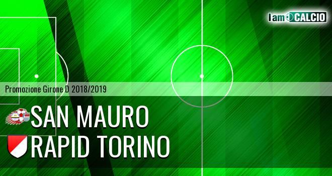 San Mauro - Rapid Torino