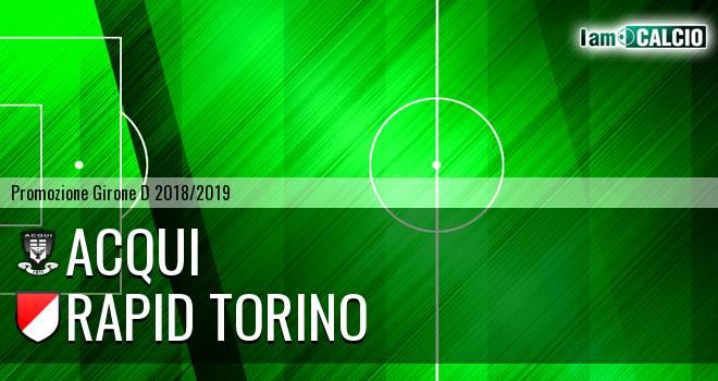 Acqui - Rapid Torino